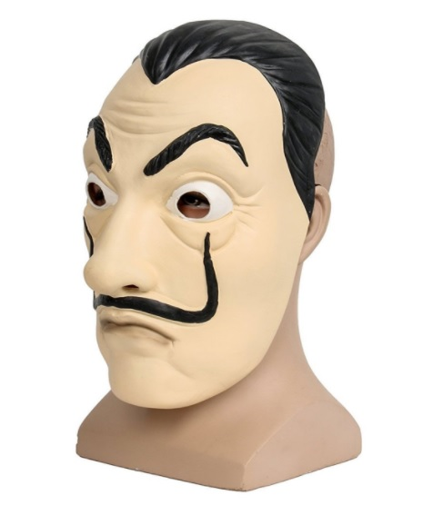 achat-masque-dali